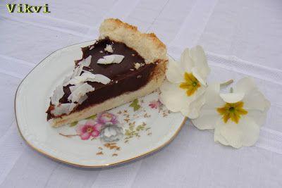 Csokoládés kókuszos pite - No. 49