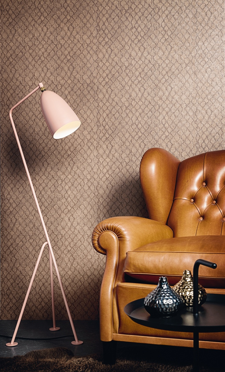 Brown Wallpaper / Bruin Behang collectie Style Avenue - BN Wallcoverings