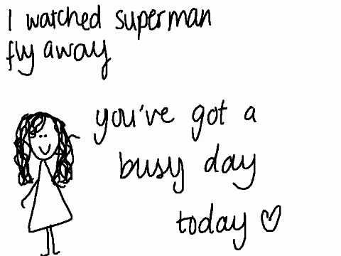 Superman - Taylor Swift, Music Video Animation
