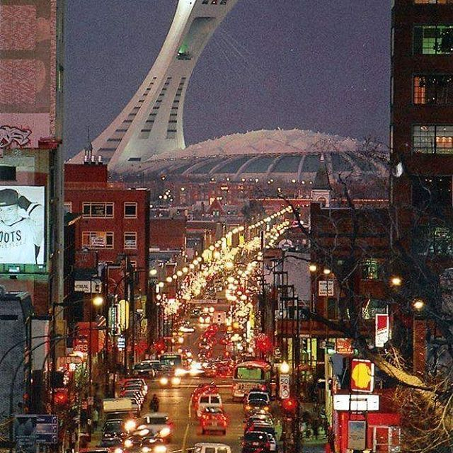 Montreal's Olympic Stadium. 😍 #mtlblog #mtlblognews #montreal #montréal #mtl #quebec #québec #qc #canada #mtlmoments #downtownmontreal #oldmontreal #oldportmtl #winter #winter2017 #canada150 #vancouver #britishcolumbia #toronto #ottawa #ontario #calgary #edmonton #halifax #novascotia
