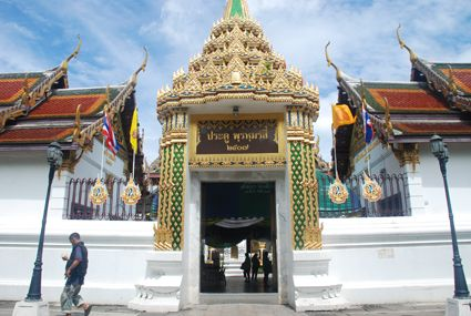 ワットラカン。タイのおすすめ観光名所