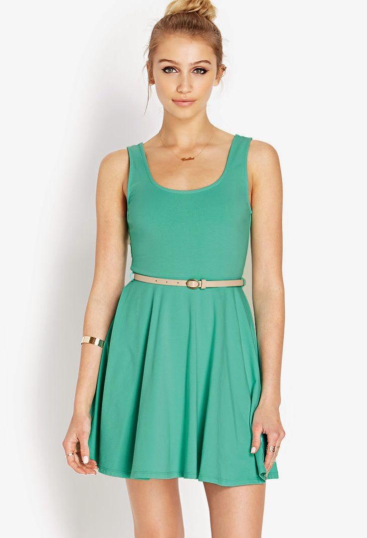 20 best vestidos de temporada images on pinterest dress patterns atractivos vestidos de primavera tendencias ombrellifo Choice Image