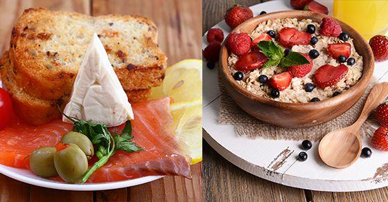 Raňajky sú jedným z najdôležitejších jedál počas celého dňa. Už teraz máš pravdepodobne svoje stále zdravé raňajky, ktoré mávaš pravidelne, pretože ti vždy dodajú energiu na celý deň. Prečo by si sa ale mala limitovať, keď existuje oveľa viac ako len miska ovsených vločiek alebo omeleta. Hľadať recepty, ktoré sú chutné aj zdravé je niekedy náročné a práve preto v tomto článku nájdeš inšpiráciu, ako pripraviť zdravé raňajky na celý mesiac!