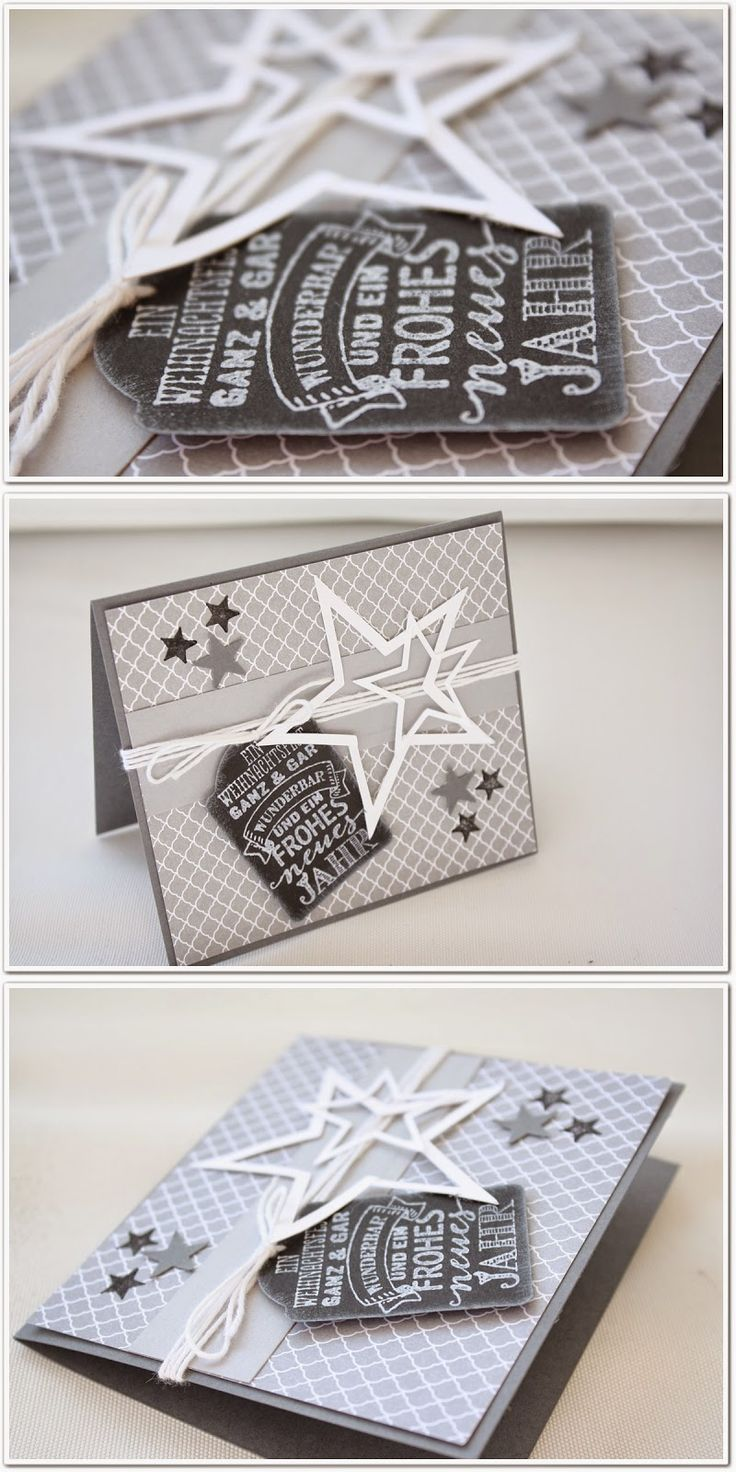 beadsdesign ♥♥♥♥ love: Xmas Karte Calkboard
