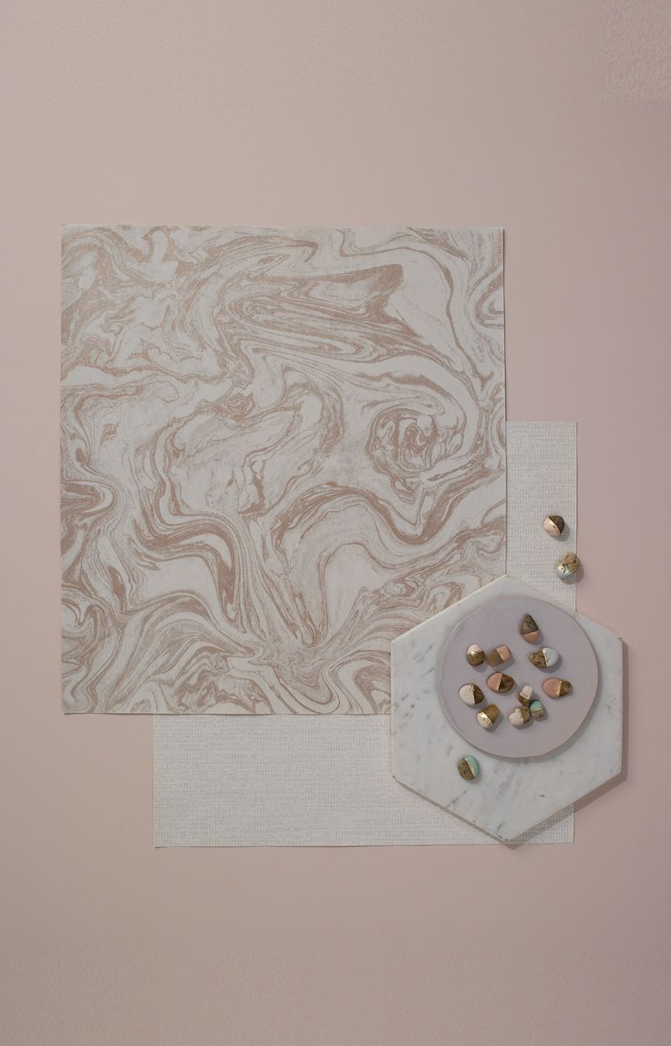Graham & Brown 2016 Wallpaper & Paint Trends « Origin Wallpaper. Taking inspiration from the wonders of marbling in stone, organic patterns in flora and fauna, and the unruly power of the ocean, in a subtle palette of muted earthy and oceanic tones