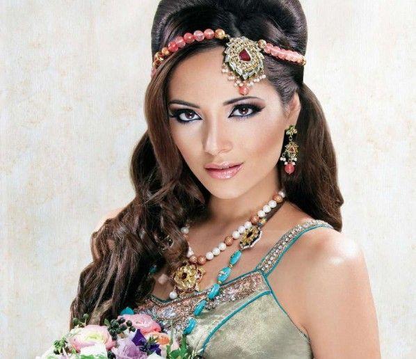 Pakistani Bridal Makeup & Makeup Tricks To Look Young -03
