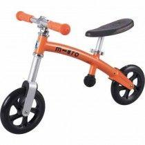 Microscooters - G-Bike Plus Light Balance Bike Orange