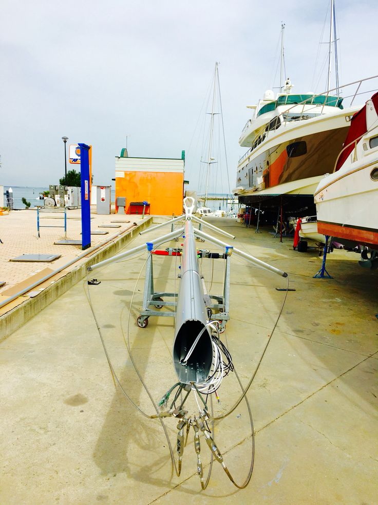 Albero Dufour Yachts 512 Grand Large Pack Grand Prix !