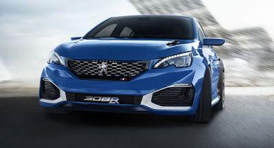 Peugeot kann Hybrid heiße Luke Ford Focus RS Konkurrenz zu erstellen Hot Hatch Peugeot Peugeot 308 Reports