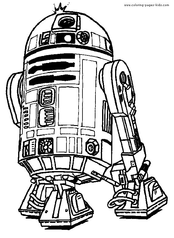 32 best Star Wars Coloring pages free online images on Pinterest