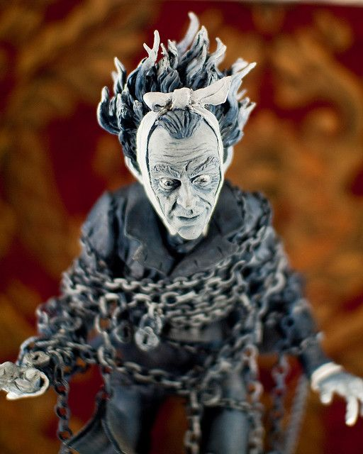 1000 Images About A Christmas Carol On Pinterest: Ghost Of Jacob Marley Closeup By Peter E. Lee, Via Flickr