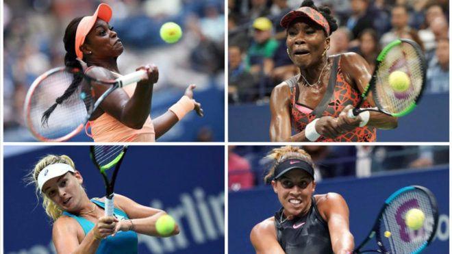 US Open 2017: Vandeweghe, Keys, Venus y Stephens hacen historia y aseguran campeona local | Marca.com http://www.marca.com/tenis/us-open/2017/09/07/59b1091d22601d19278b45a0.html