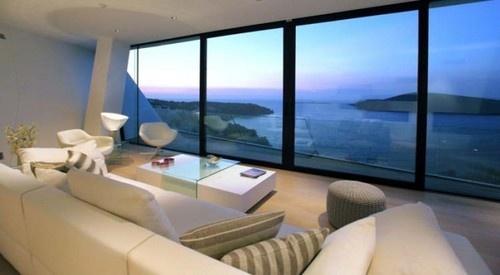 Μοντέρνα Αρχιτεκτονική με Έμπνευση τη Ροή της Λάβας | helenZag