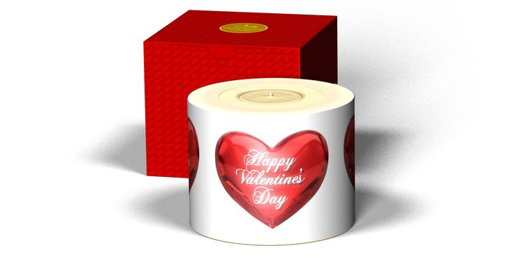 Valentine's candle. Just addd photo of your loved one. www.neverendingcandle.com