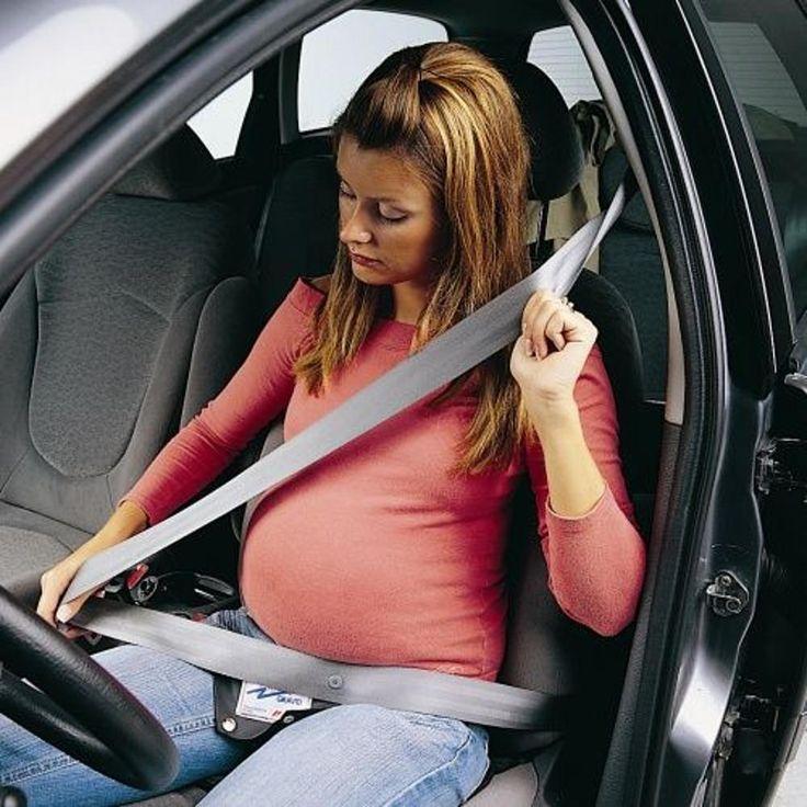 Myös se kallein lasti turvaan automatkoilla: BeSafe Pregnant vyönalennin | Lastentarvike.fi