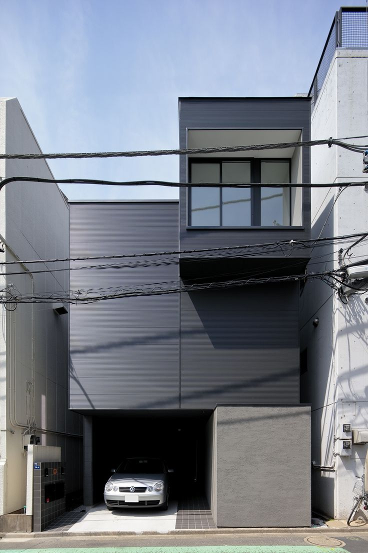 House in Higashiazabu by PANDA