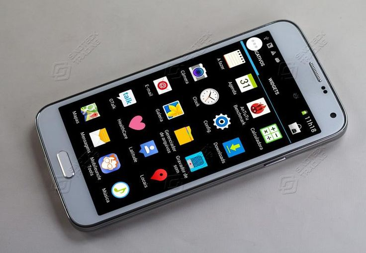 how to get a samsung s5 to go wide screen