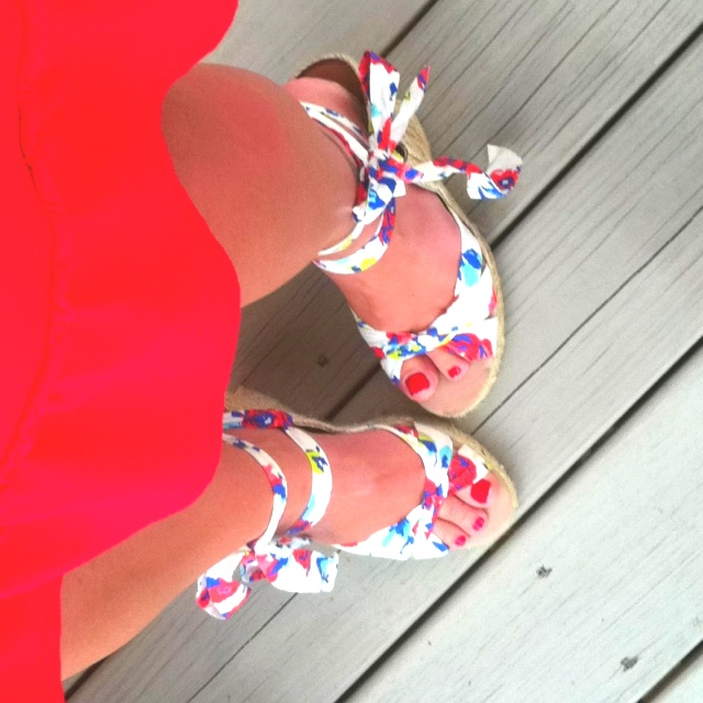 Love !! me new shoes!! So cute!