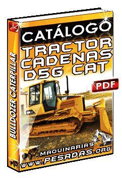 Descargar Catálogo de Tractor de Cadenas D5G Caterpillar