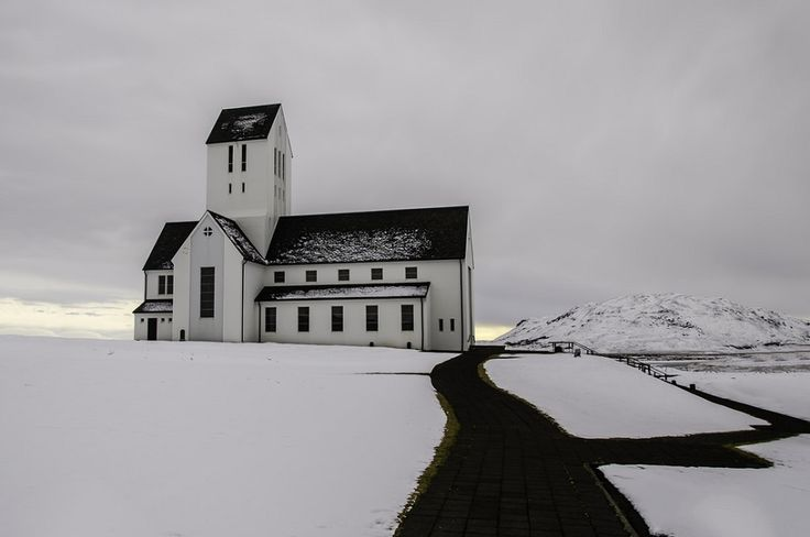 #DoYouKnow  Skálholt Church is one of the most historic places in Iceland!  It was an Episcopal see, a school, a seat of learning & administration for more than 800 years and a place of pilgrimage in medieval times. ⛪  #Skálholt #Church #facts #Episcopal #historic #iceland #travel #tour #explore #wanderlust #winter #expedition #adventure