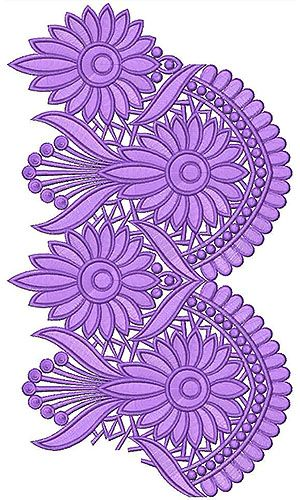 Hyderabad Fashion Embroidery Design