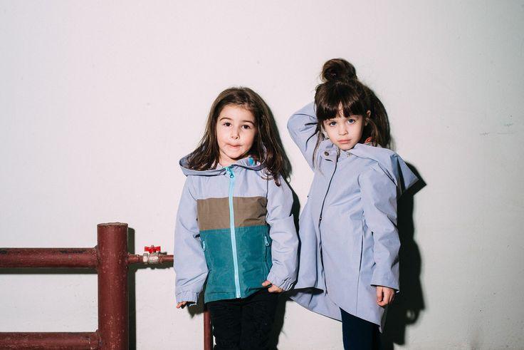 Girls coat Ветровка, плащ для девочек