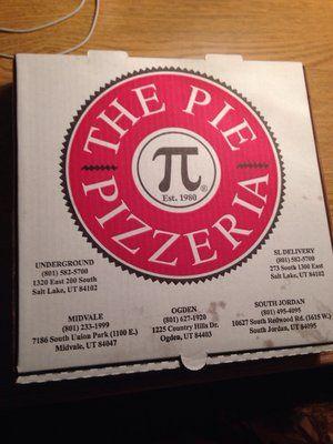 The Pie Pizzeria.   Yelp.  Go deep dish. A University of Utah staple.