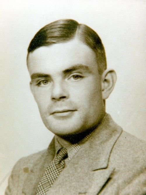 Alan Turing: Church, State, and the Tragedy of Gender-Defiant Genius | Brain Pickings (not really about gender)