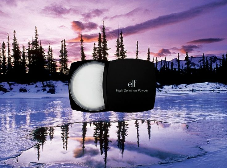 """$9.99 - E.L.F. HD Translucent Powder, versatile loose powder that creates a flawless, """"soft focus"""" effect to the skin. Masks fine lines and imperfections for a glowing, radiant complexion. This incredibly soft and invisible powder is ideal for everyday, either alone or over your favorite foundation. #ELF #eyeslipsface #HDpowder #foundation #nature #beauty #makeup #cosmetics #fashion #girly #retail #outlet #Canada"""