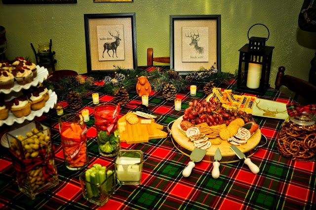 1000 Images About Lumberjack Baby Shower On Pinterest