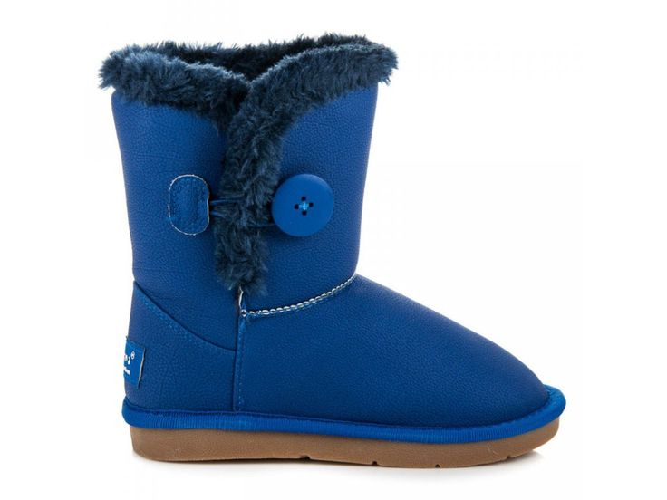 Modré snehule Katka