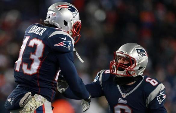 Patriots stun Broncos, 34-31, in overtime - The Boston Globe
