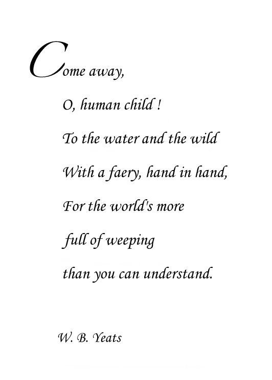 125 best images about Poetry for children and YA on Pinterest ...