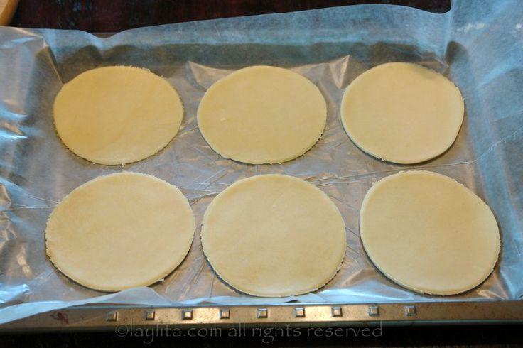 ... Empanada Dough Argentina, Empanadas Dough, Homemade Empanada Dough