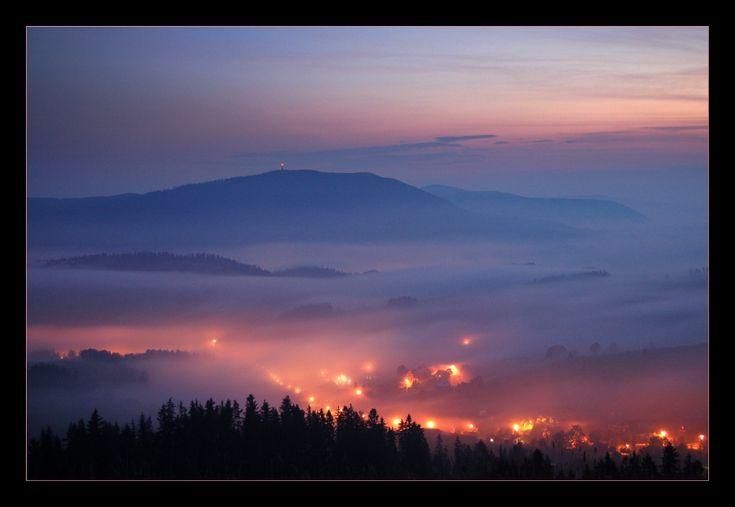 Gorce Mountains III by KarolP.deviantart.com on @DeviantArt