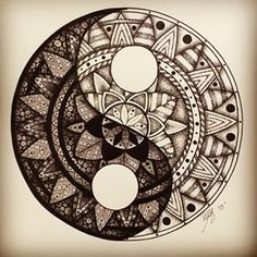 yin yang tattoo meanings - Google Search