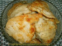W Mojej Kuchni Lubię..: filety z flądry z pieprzem smażone...