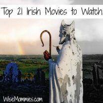 Top 21 Irish Movies to Watch