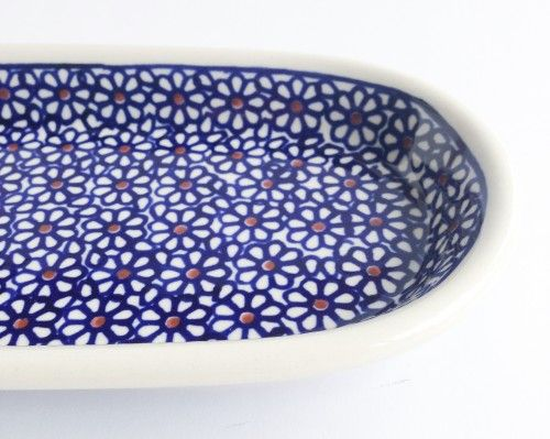 Tray #PotteryCorner #Boleslawiec #Polishpottery #plates #serving