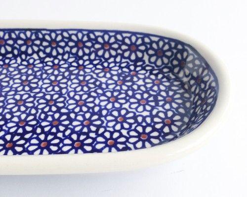 Tray #PotteryCorner #Boleslawiec #Polishpottery #plates #serving