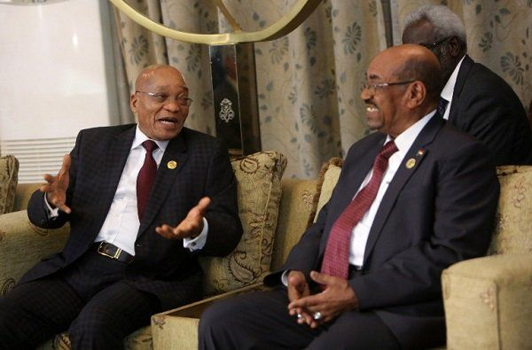 Did Zuma fire Nene for saying no to Omar al-Bashir? Our ex-finance minister apparently put a stop to a little deal between SAA's Dudu Myeni and mass-murderer Omar al-Bashir… which cost him his job. http://www.thesouthafrican.com/did-zuma-fire-nene-for-saying-no-to-omar-al-bashir/