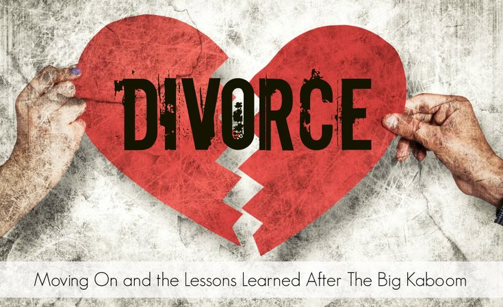 """The Big Kaboom Divorce Moment: """"I knew it was over the day my ex-husband pushed our daughter off the couch after his all night outing."""" His little girl had simply wanted to say """"Good Morning"""" to her Daddy."""