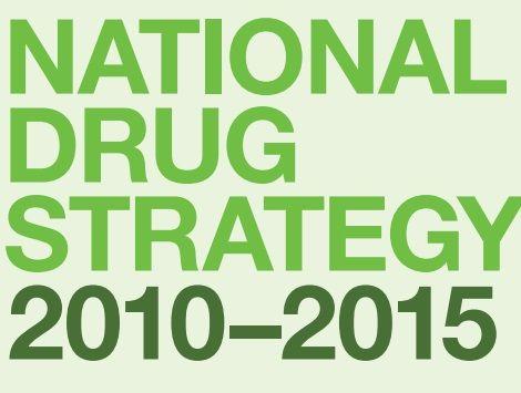 National Drug Strategy 2010-2015