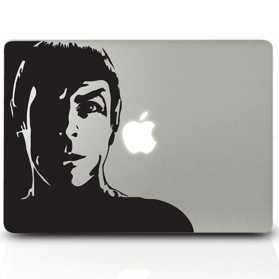 Computer decals vinyl mac decal laptop stickers wall by stikrz 9 98