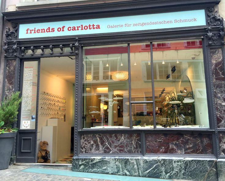 Friends of Carlotta, Galerie für Schmuck, Zürich