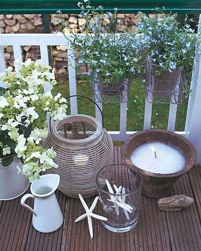 25 beste idee n over balkon decoratie op pinterest balkon kleine balkons en appartement - Wandpaneel balkon ...