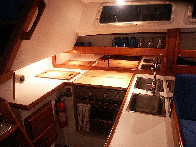 34 Best Sailboat Interiors Images On Pinterest Sailboat Interior Sailing And Boating