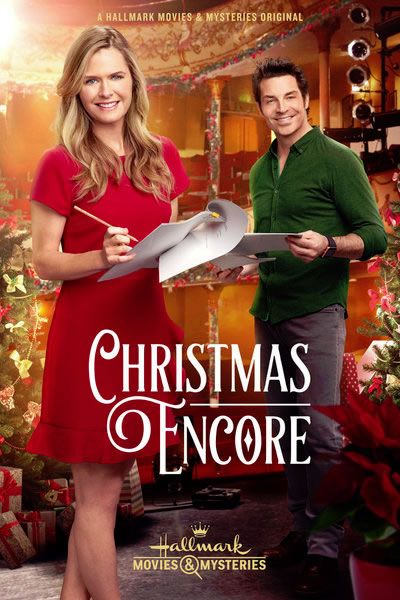Christmas Encore (2017) Maggie Lawson stars as Charlotte a struggling actress who gets a part in an off-Broadway play only to learn the theatre is going to be shut down after Christmas