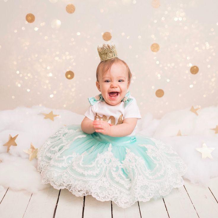 First Birthday Outfit Girl, Birthday Tutu Outfit, First Birthday Outfit, yellow Tutu Bodysuit Headband Set, 1st Birthday by BabyKlara on Etsy https://www.etsy.com/listing/540509989/first-birthday-outfit-girl-birthday-tutu