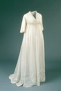 Regency dress by vintage*rose, via Flickr